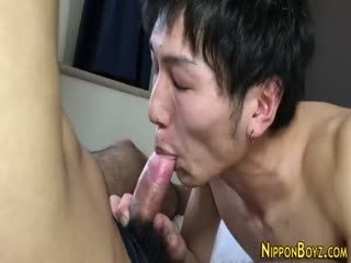 Japanese Gay Dude Fucked