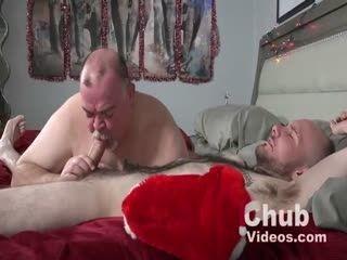A Big Hairy Santa Daddy