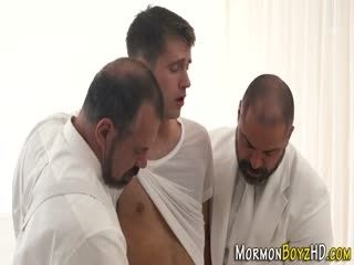 Mormon Gay Bear Pounding