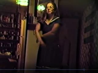 Kylie Striptease For The Boys Pt 1