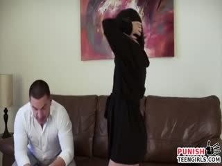 Teen Babe With An Amazing Booty Gets Fucked Hard