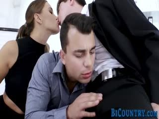 Bisex Dudes Ass Fucked