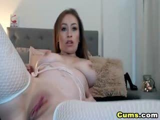 Sexy Hot Milf Fuck Her Ass Hole On Cam