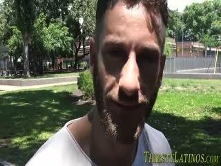 Straight Latin Hunk Sucks