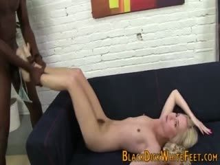 Fetish Teenagers Feet Fucked And Spunked