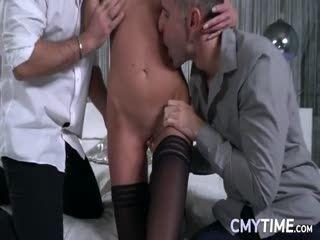Beautiful Slut Double Penetrated