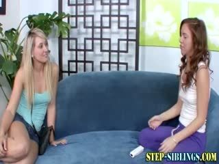 Stepsis Lesbian Teens With Small Tits