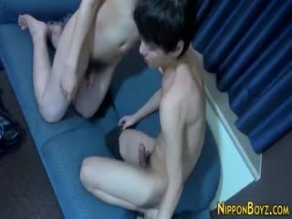 Japanese Teen Fingered