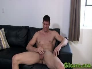 Real Gay Amateur Tugging