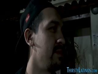 Raw Dawg Banged Amateur Latino Cums