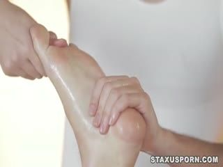 Massage Turns To A Fuck Session