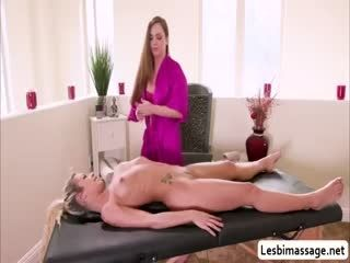 Maddy OReilly Enjoys Licking Carmen Calientes Wet Pussy