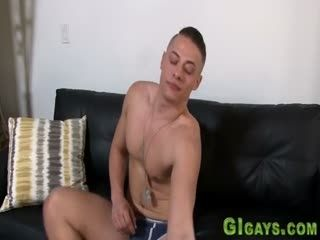 Amateur Gay Man Cumming