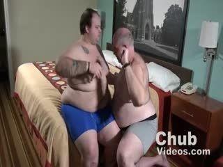 Big Chub Daddy Is A Bottom