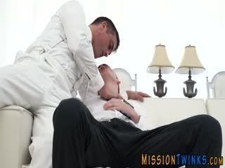 Mormon Teen Gets Cum Creampied By Bishop