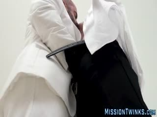 Bear Barebacks Mormon Twink Elder
