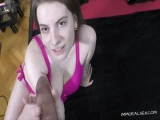 Doggystyle Fucking In Pov Porn Video