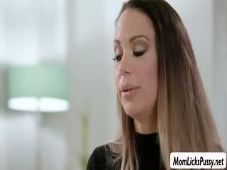 Katya Rodriguez Let Stepmom McKenzie Lee Makes Her Pussy Squirt
