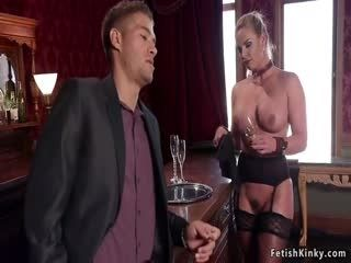 Teen And Milf In Threesome Bdsm Sex