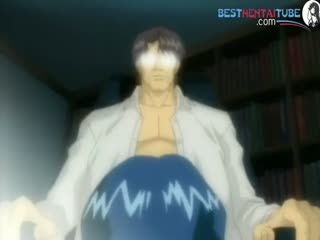 Big Hentai Big Story, Anime Hot Scene