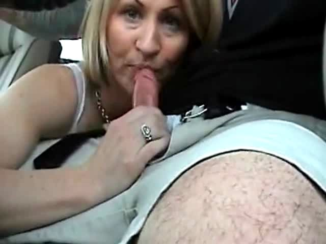 Plus size blow job