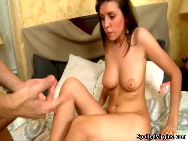 sexy virgin pissy getting fucked