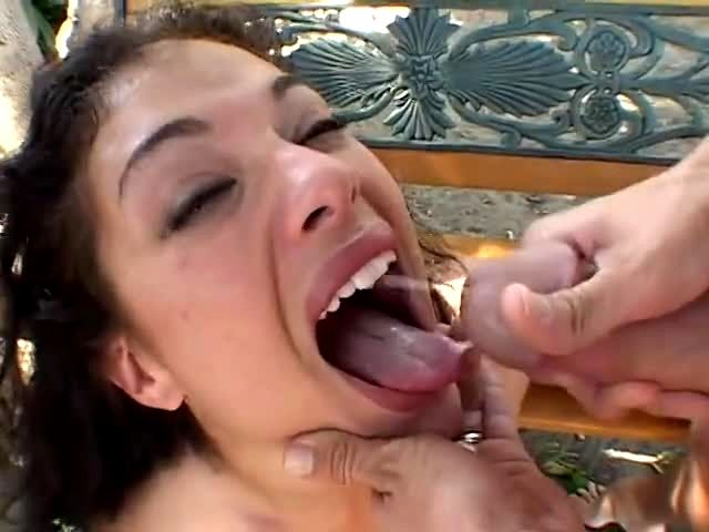 Cum swallowing whores 2