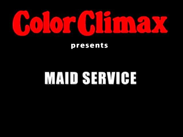 climax maid