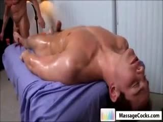 Dylan Deep Massage