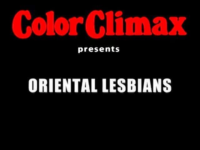 oriental lesbians