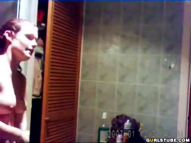 Spy cam sister shower saudi arab - 2 part 6