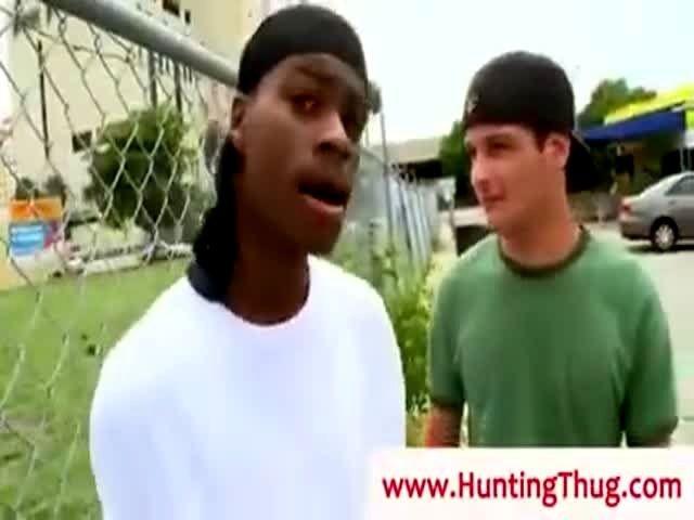 Bareback threesome gay free