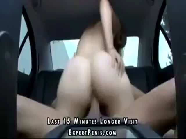 Girl Gets Fucked In Taxi
