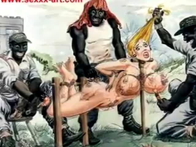 разумных экзекуция грудей рабыни сколько