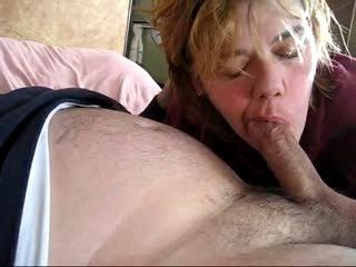 Amateur Girl Licking Cock