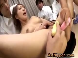 Anna Mizukawa Naughty Real Asian Model Gets