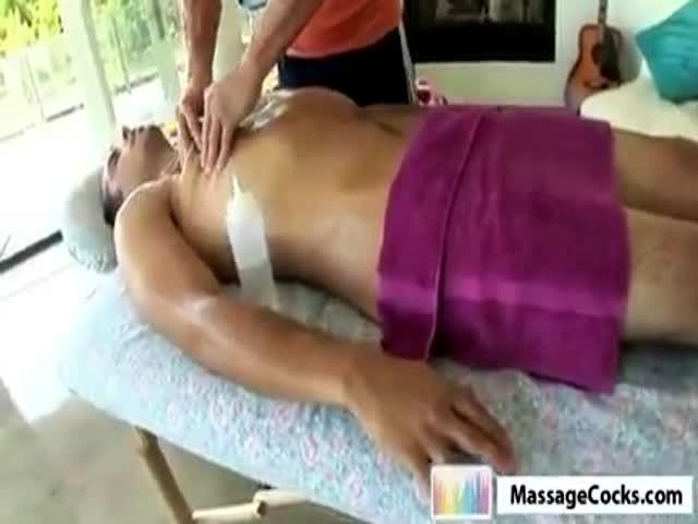 Massagecocks Amateur Oily Massagep8