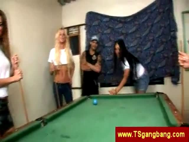 Transsexual Gang Bangers 05